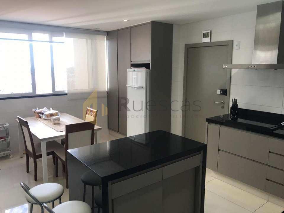 Apartamento à venda Avenida Alcides Brandão,Jardim Santa Maria, São José do Rio Preto - R$ 1.800.000 - 1163 - 22