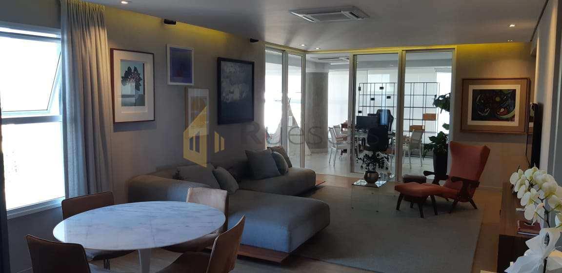 Apartamento à venda Avenida Alcides Brandão,Jardim Santa Maria, São José do Rio Preto - R$ 1.800.000 - 1163 - 31