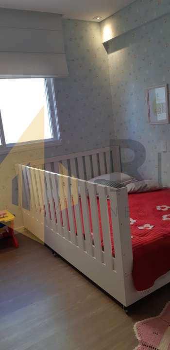 Apartamento à venda Avenida Alcides Brandão,Jardim Santa Maria, São José do Rio Preto - R$ 1.800.000 - 1163 - 52
