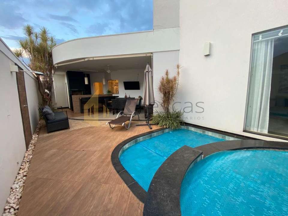 Casa em Condomínio 3 quartos à venda DAMHA III, São José do Rio Preto - R$ 1.390.000 - 1233 - 24