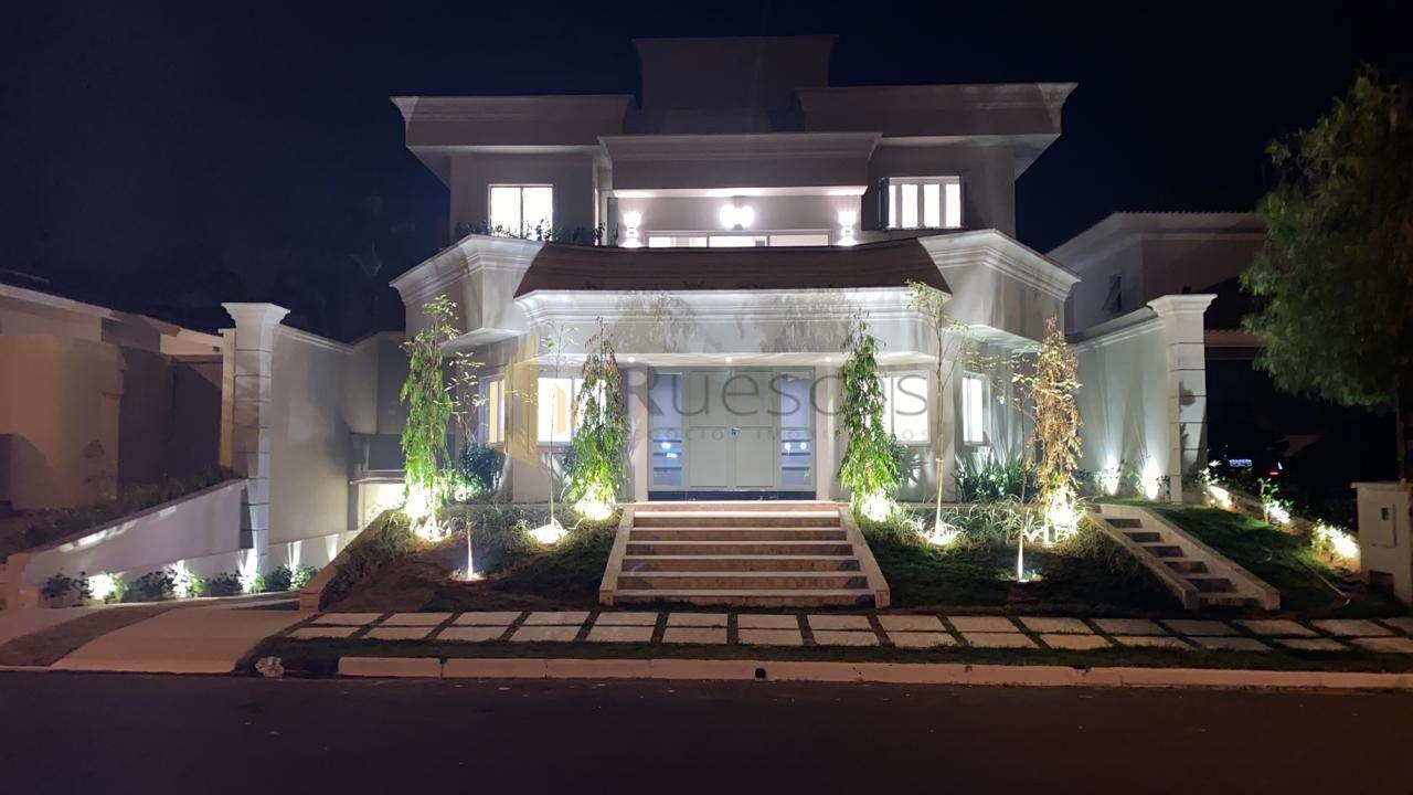 Casa em Condomínio 4 quartos à venda Parque Residencial Damha, São José do Rio Preto - R$ 3.800.000 - 1240 - 1