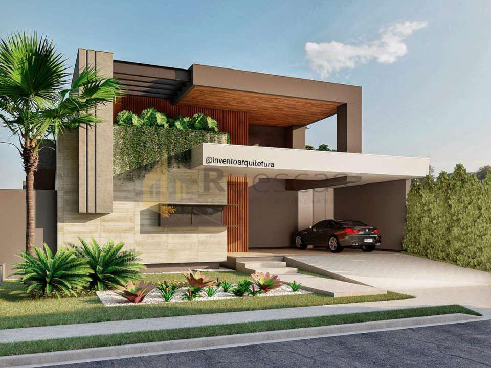 Casa em Condomínio 3 quartos à venda Residencial Eco Village I, São José do Rio Preto - R$ 2.600.000 - 1257 - 1