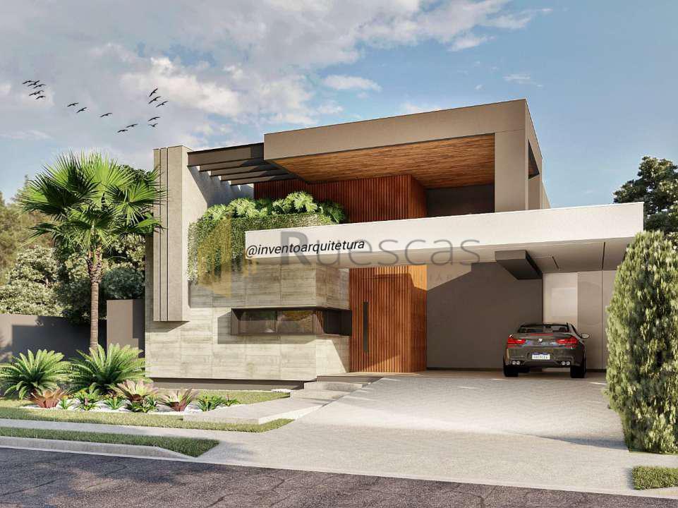 Casa em Condomínio 3 quartos à venda Residencial Eco Village I, São José do Rio Preto - R$ 2.600.000 - 1257 - 2