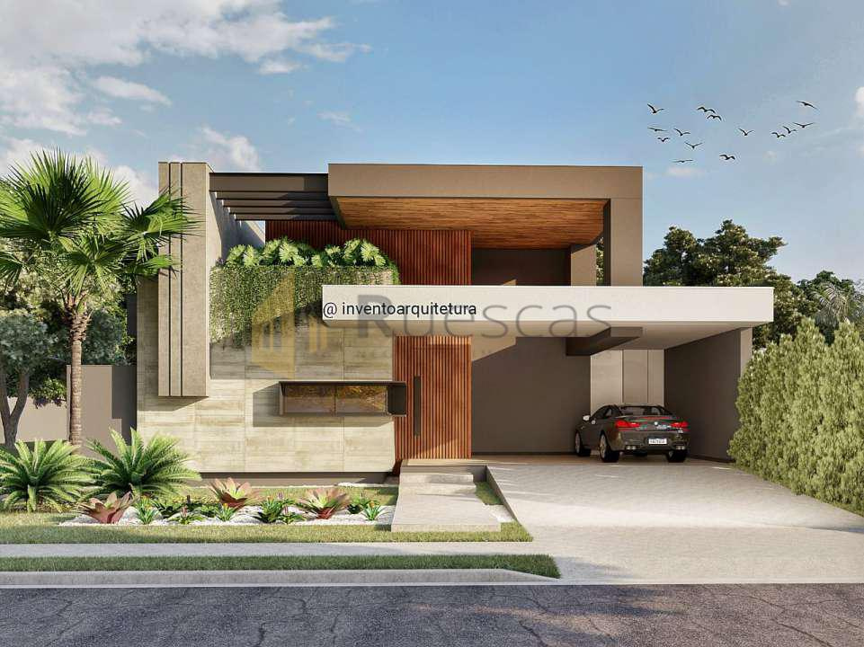 Casa em Condomínio 3 quartos à venda Residencial Eco Village I, São José do Rio Preto - R$ 2.600.000 - 1257 - 5