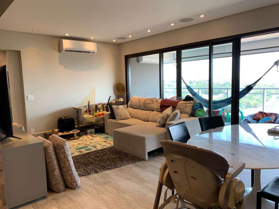 Apartamento 3 quartos à venda Jardim Tarraf II, São José do Rio Preto - R$ 1.550.000 - 1262 - 1