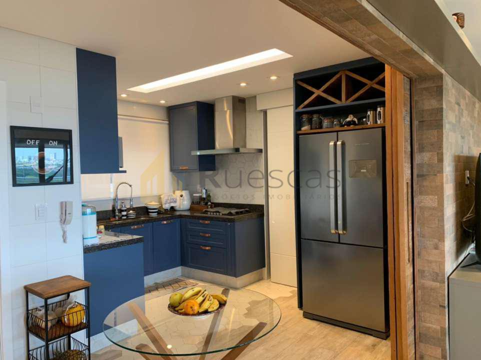 Apartamento 3 quartos à venda Jardim Tarraf II, São José do Rio Preto - R$ 1.550.000 - 1262 - 3