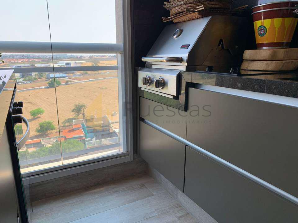 Apartamento 3 quartos à venda Jardim Tarraf II, São José do Rio Preto - R$ 1.550.000 - 1262 - 24
