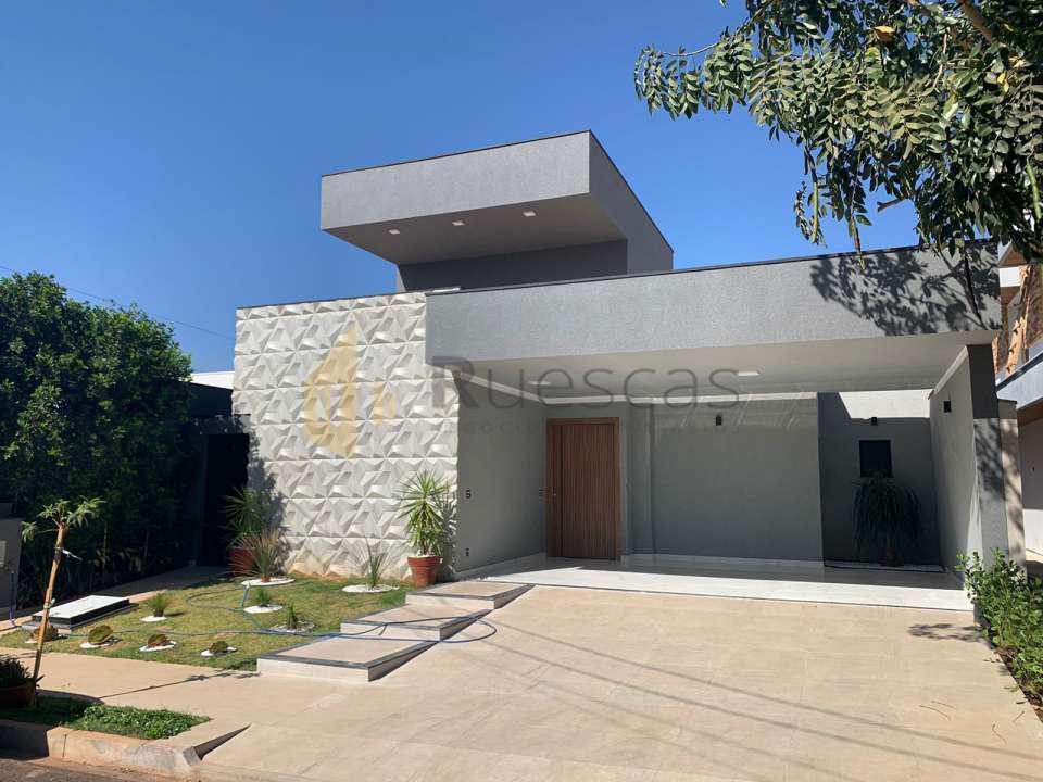 Casa em Condomínio 3 quartos à venda Condomínio Vilage La Montagne, São José do Rio Preto - R$ 1.500.000 - 1263 - 1