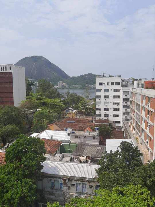 Apartamento com Área Privativa à venda Rua Jardim Botânico,Jardim Botânico, Zona Sul,Rio de Janeiro - R$ 1.100.000 - JB - 1