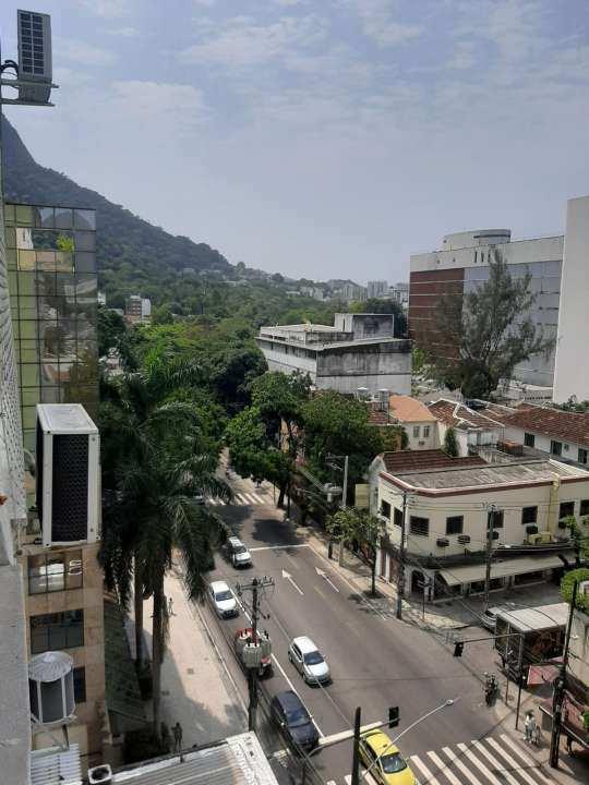 Apartamento com Área Privativa à venda Rua Jardim Botânico,Jardim Botânico, Zona Sul,Rio de Janeiro - R$ 1.100.000 - JB - 2