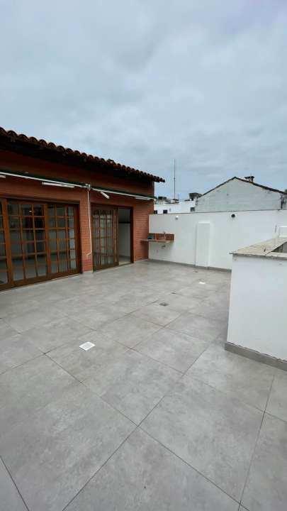 Cobertura à venda Rua Mário Pederneiras,Humaitá, Zona Sul,Rio de Janeiro - R$ 2.500.000 - MPeder - 1