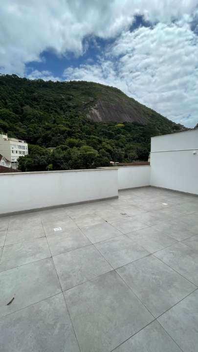 Cobertura à venda Rua Mário Pederneiras,Humaitá, Zona Sul,Rio de Janeiro - R$ 2.500.000 - MPeder - 15