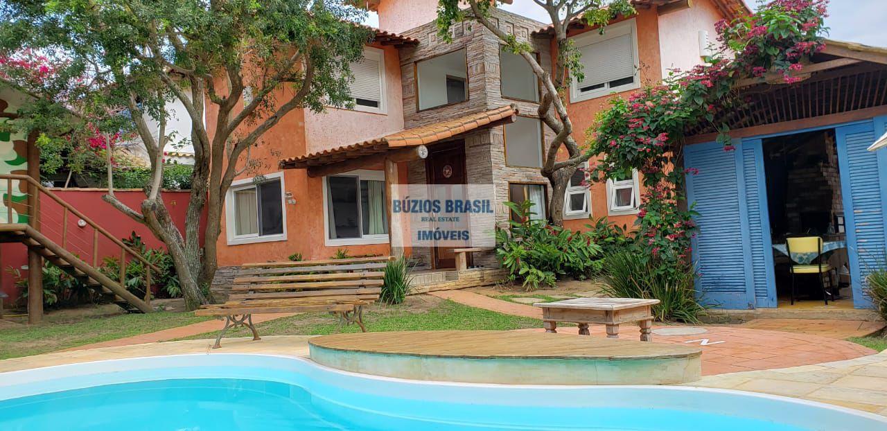 Casa 4 quartos à venda Armação dos Búzios,RJ - R$ 1.150.000 - VG33 - 1