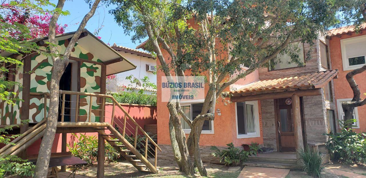 Casa 4 quartos à venda Armação dos Búzios,RJ - R$ 1.150.000 - VG33 - 2