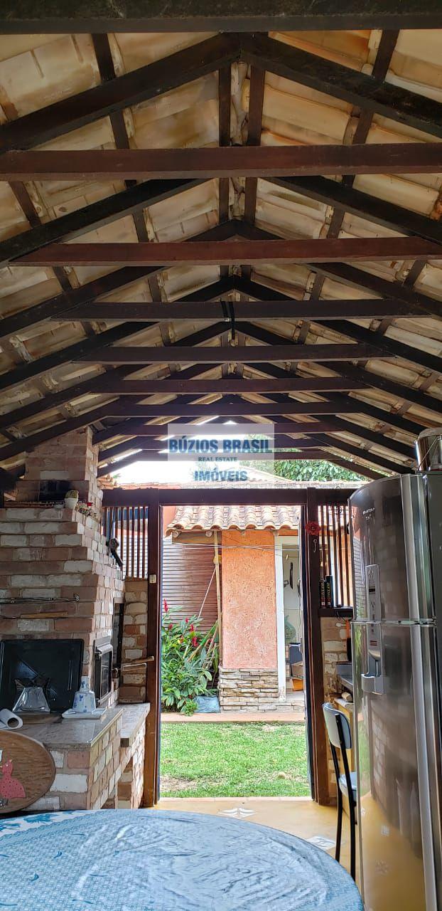 Casa 4 quartos à venda Armação dos Búzios,RJ - R$ 1.150.000 - VG33 - 17