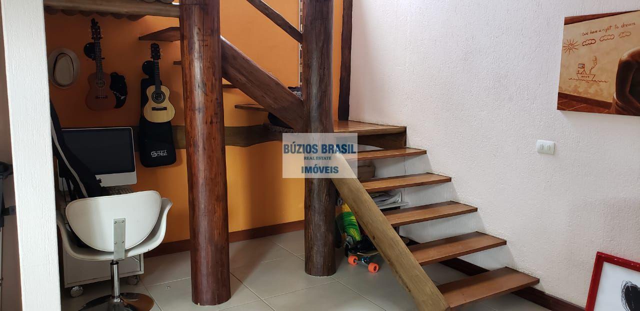 Casa 4 quartos à venda Armação dos Búzios,RJ - R$ 1.150.000 - VG33 - 33