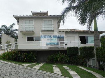 Casa em Condomínio 4 quartos à venda Armação dos Búzios,RJ - R$ 2.190.000 - VG16 - 1