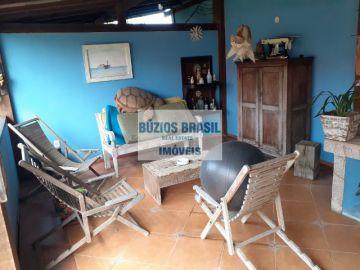Casa em Condomínio 4 quartos à venda Armação dos Búzios,RJ - R$ 1.600.000 - VM8 - 47