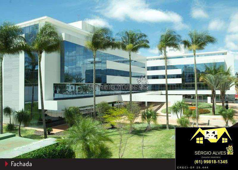 Sala Comercial 98m² à venda SCLRN 715,Brasília,DF - R$ 1.241.937 - 001GOLDEN - 1