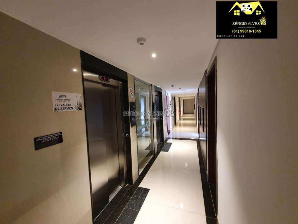 Sala Comercial 98m² à venda SCLRN 715,Brasília,DF - R$ 1.241.937 - 001GOLDEN - 5
