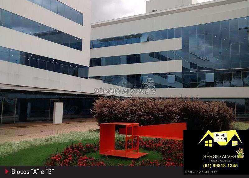 Sala Comercial 98m² à venda SCLRN 715,Brasília,DF - R$ 1.241.937 - 001GOLDEN - 12