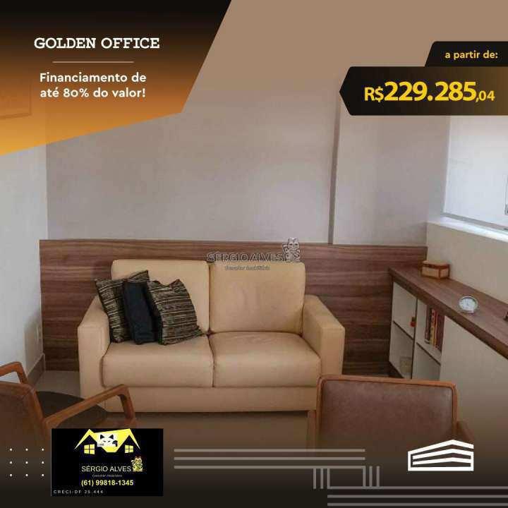 Sala Comercial 98m² à venda SCLRN 715,Brasília,DF - R$ 1.241.937 - 001GOLDEN - 14