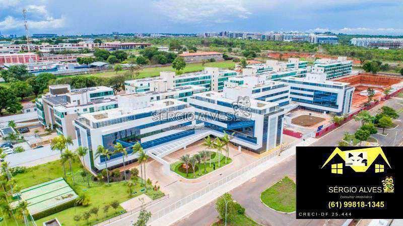 Sala Comercial 31m² à venda SCLRN 715,Brasília,DF - R$ 318.160 - 002GOLDEN - 1