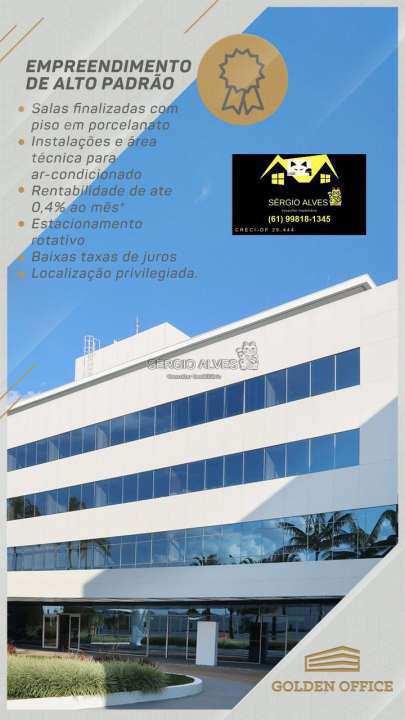 Sala Comercial 31m² à venda SCLRN 715,Brasília,DF - R$ 318.160 - 002GOLDEN - 11