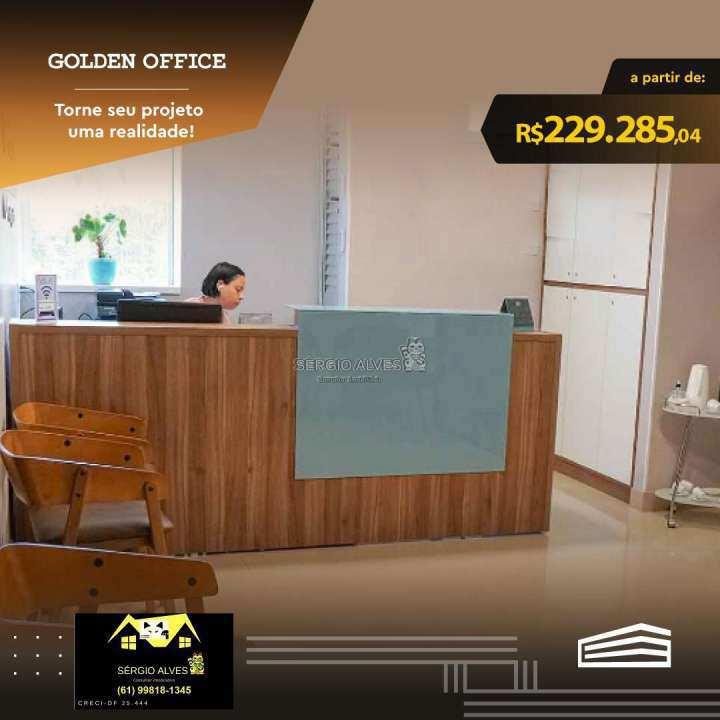 Sala Comercial 31m² à venda SCLRN 715,Brasília,DF - R$ 318.160 - 002GOLDEN - 13