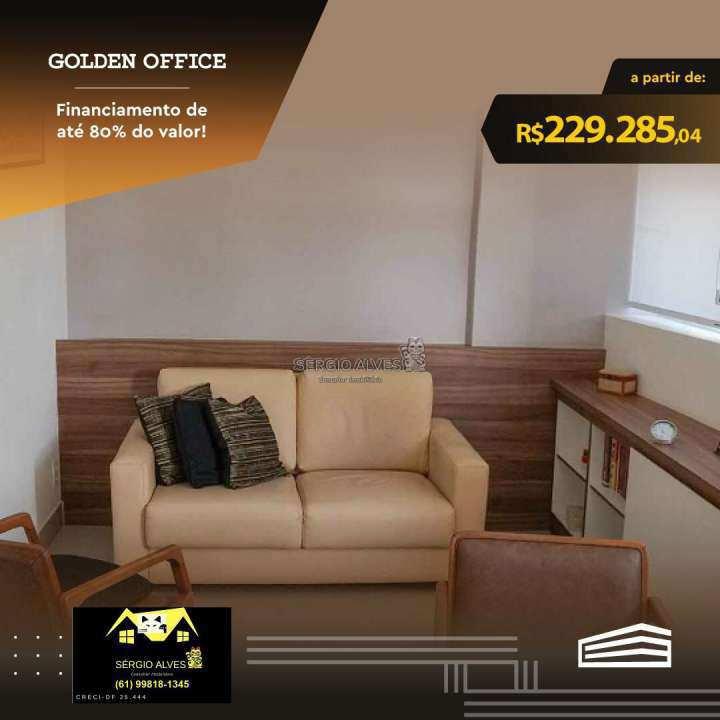 Sala Comercial 31m² à venda SCLRN 715,Brasília,DF - R$ 318.160 - 002GOLDEN - 14