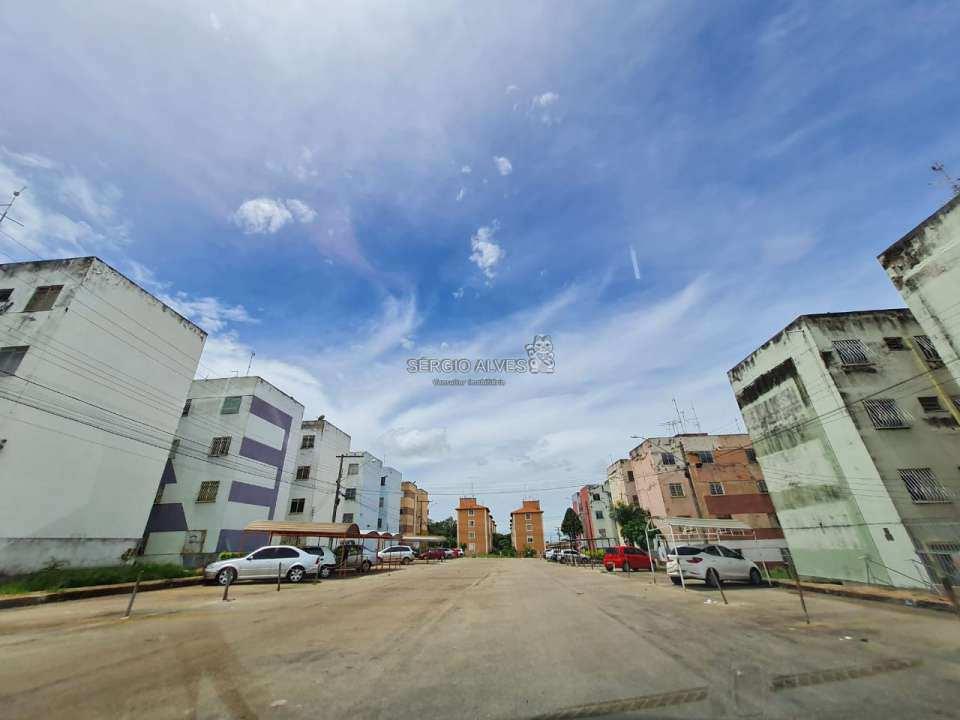 Apartamento 2 quartos à venda Valparaíso de Goiás,GO - R$ 110.000 - 001VAL - 24