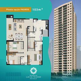 Fachada - Residencial Península - 003 - 2