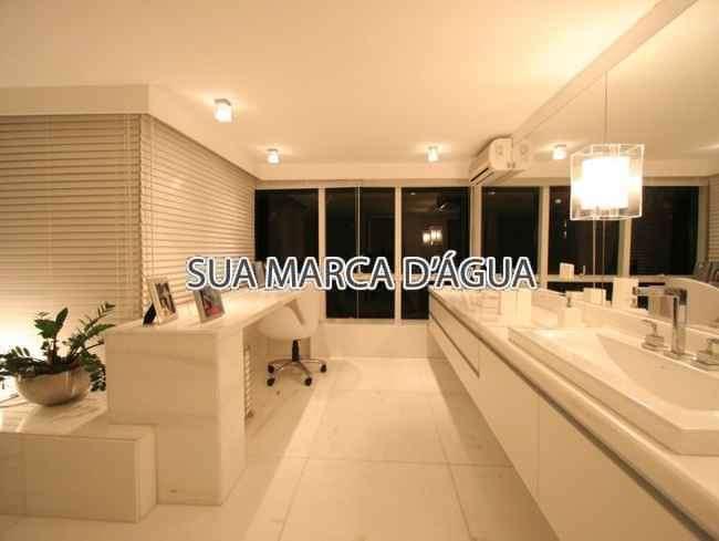 Banheiro - Cobertura Rua Maestro Francisco Braga,Copacabana,Rio de Janeiro,RJ À Venda,4 Quartos,324m² - 0003 - 3