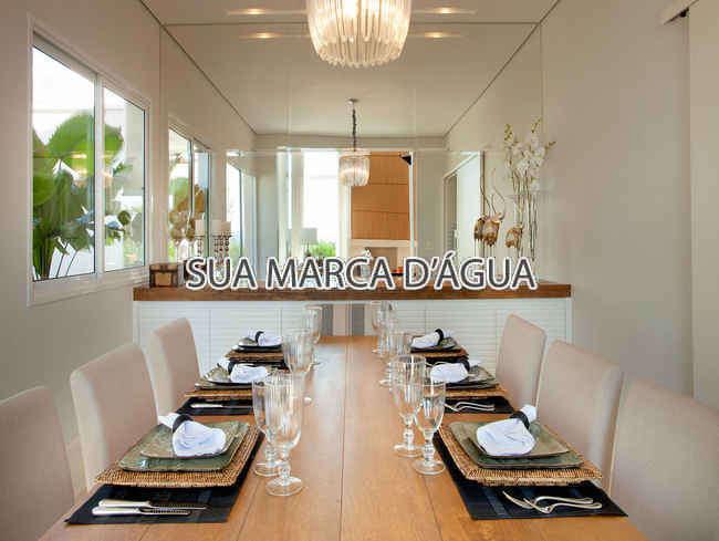 Sala de Jantar - Esse é um título personalizado do imóvel - 0006 - 4