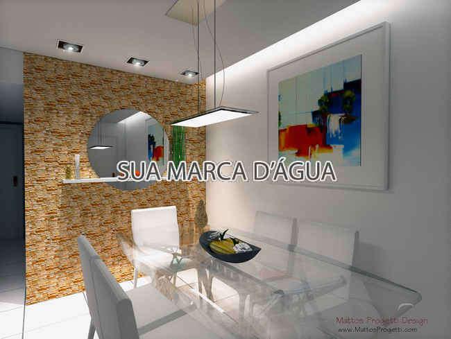 Sala de Jantar - Cobertura Rua maravilha,Jardim Paulista,São Paulo,SP À Venda,2 Quartos - 0008 - 5