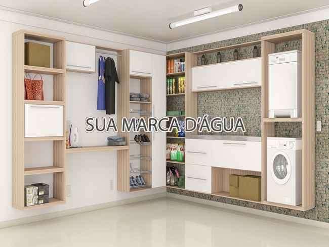 Área de Serviço - Casa Rua Guará,Penha Circular,Rio de Janeiro,RJ Para Venda e Aluguel,2 Quartos,123m² - 0017 - 11