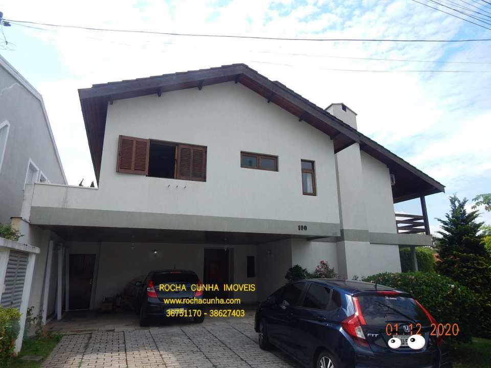 Casa em Condomínio 4 quartos para venda e aluguel Santana de Parnaíba,SP - R$ 2.700.000 - VELO7303 - 1