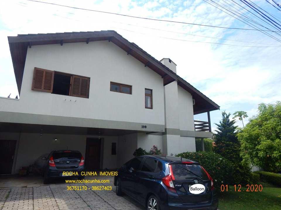 Casa em Condomínio 4 quartos para venda e aluguel Santana de Parnaíba,SP - R$ 2.700.000 - VELO7303 - 2