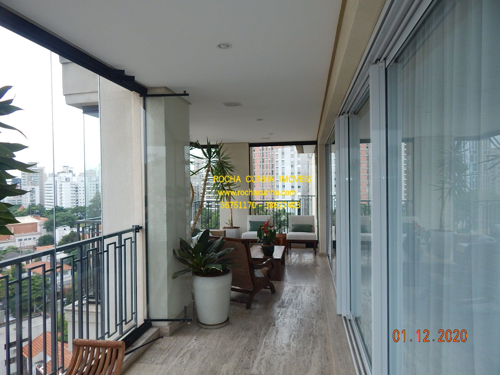 Apartamento 4 quartos para alugar São Paulo,SP - R$ 23.000 - LOCACAO6460 - 1