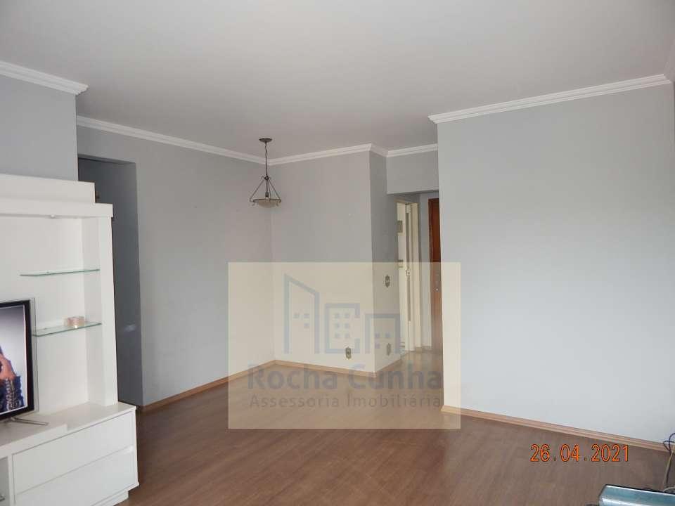 Apartamento 3 quartos para alugar São Paulo,SP - R$ 2.200 - LOCACAO5521 - 1