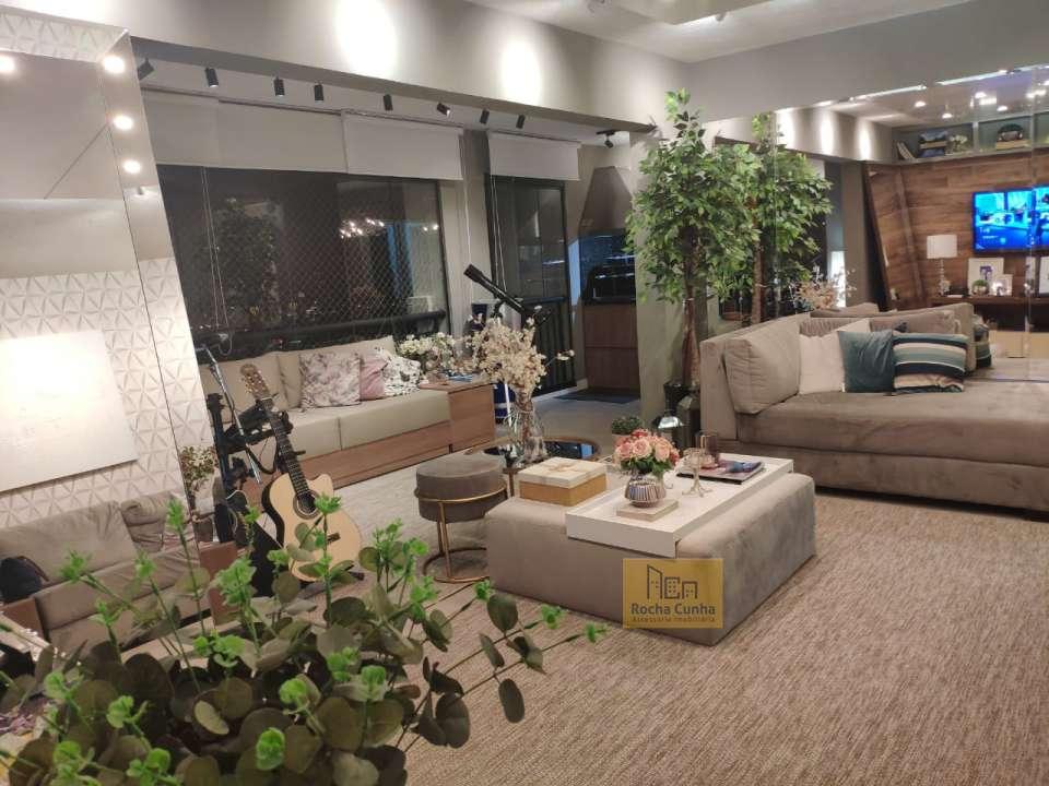 Apartamento 3 quartos à venda São Paulo,SP - R$ 1.350.000 - VENDA6345 - 1