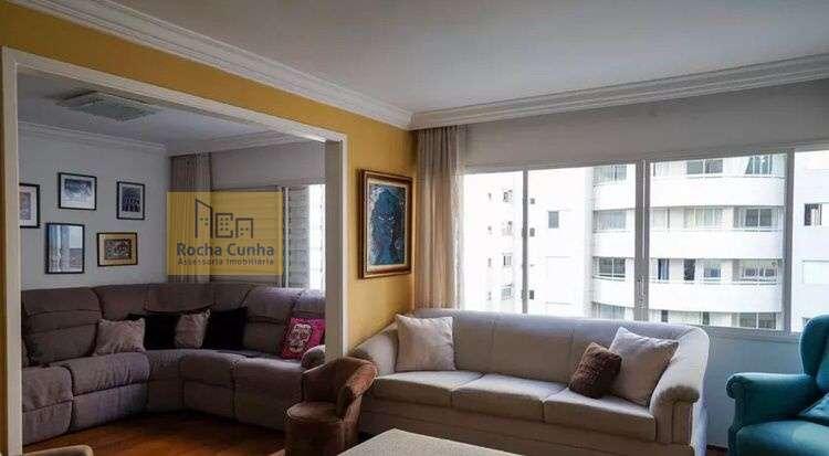 Apartamento com Área Privativa 4 quartos à venda São Paulo,SP - R$ 1.420.000 - VENDA1319 - 1