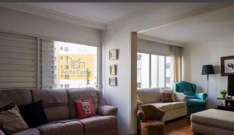 Apartamento com Área Privativa 4 quartos à venda São Paulo,SP - R$ 1.420.000 - VENDA1319 - 4
