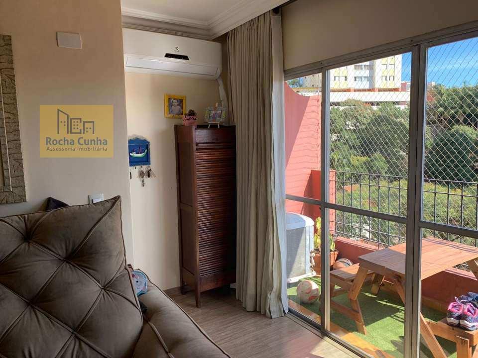 Apartamento com Área Privativa 3 quartos à venda São Paulo,SP - R$ 850.000 - VENDA1250 - 3