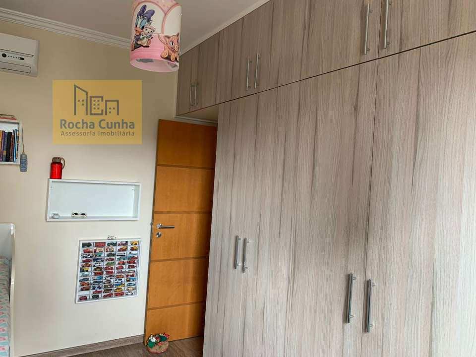 Apartamento com Área Privativa 3 quartos à venda São Paulo,SP - R$ 850.000 - VENDA1250 - 9