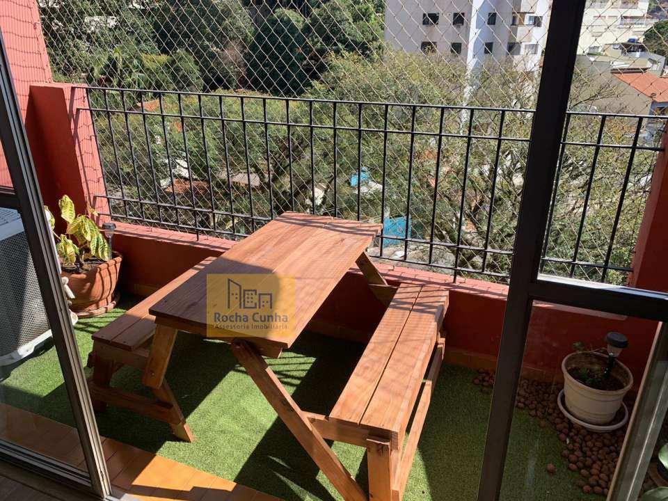 Apartamento com Área Privativa 3 quartos à venda São Paulo,SP - R$ 850.000 - VENDA1250 - 14