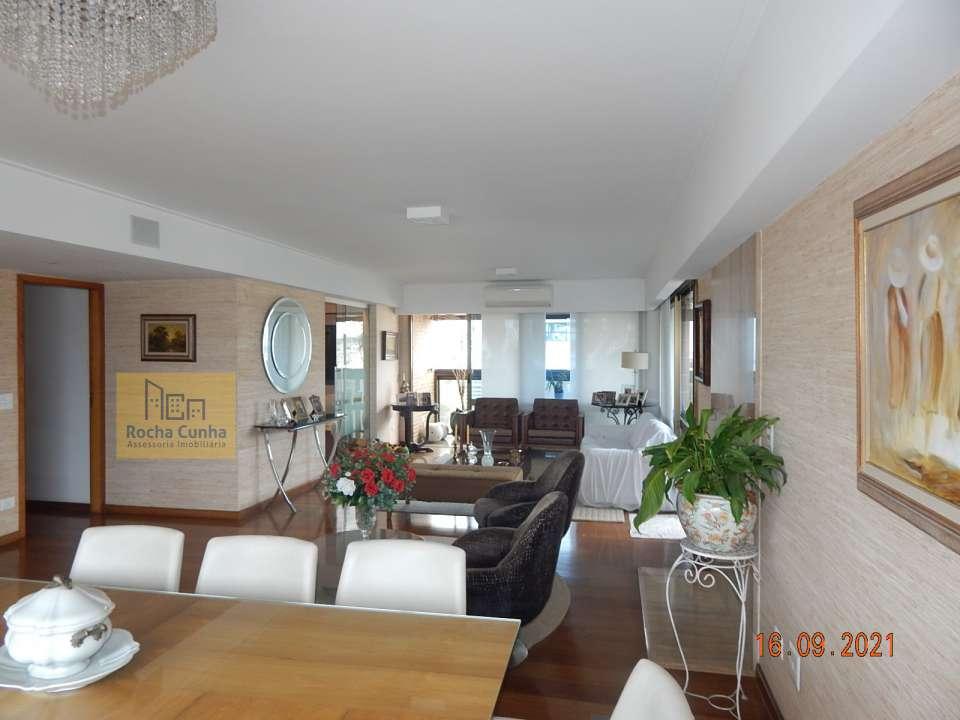 Apartamento 3 quartos para alugar São Paulo,SP - R$ 17.000 - LOCACAO3385 - 1