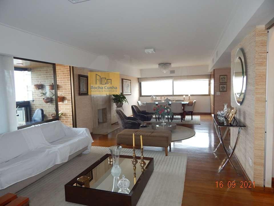 Apartamento 3 quartos para alugar São Paulo,SP - R$ 17.000 - LOCACAO3385 - 2