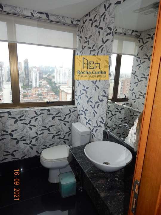 Apartamento 3 quartos para alugar São Paulo,SP - R$ 17.000 - LOCACAO3385 - 8