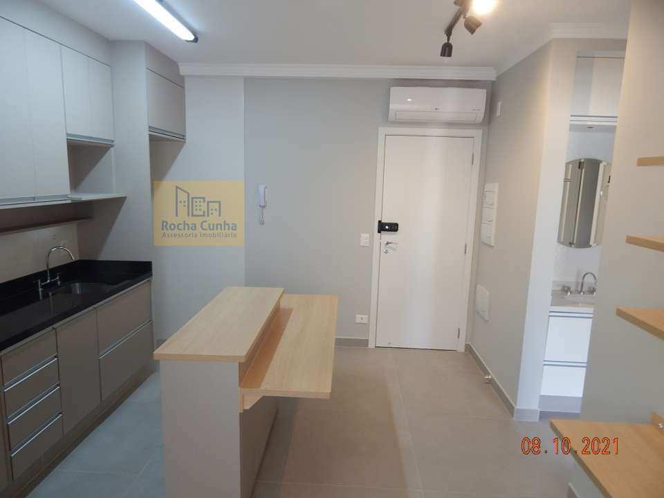 Apartamento 1 quarto para alugar São Paulo,SP - R$ 3.000 - LOCACAO7704 - 2